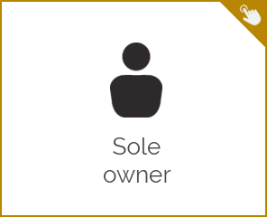 4. Sole owner