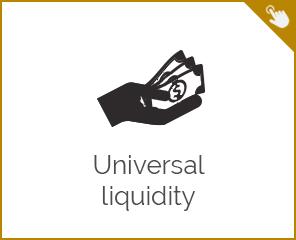 5. Universal liquidity