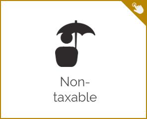 Non-taxable