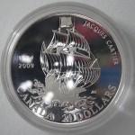 Pièce 450e Jacques Cartier