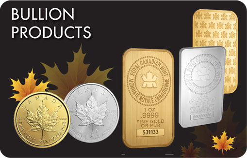 Bullion products