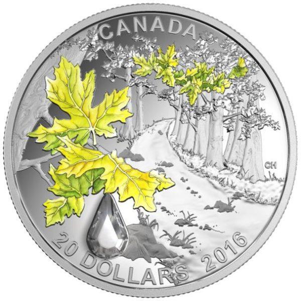152064-piece-argent-2016-erable-grandifolie-goutte-de-pluie